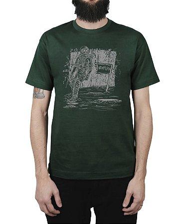 Camiseta Ventura Gravity Musgo