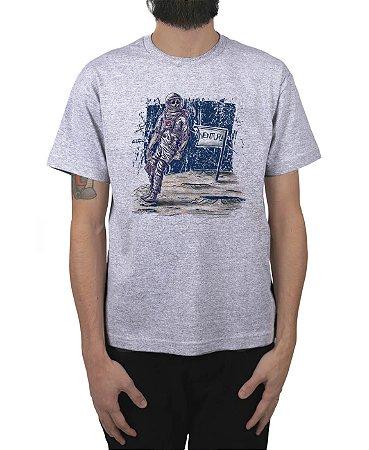 Camiseta Ventura Gravity Cinza Mescla
