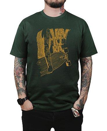 Camiseta Ventura Inked Musgo