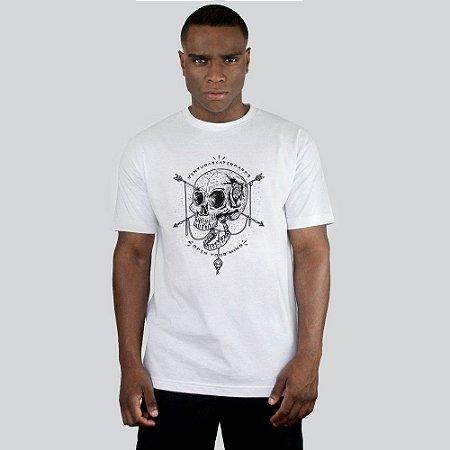 Camiseta Ventura Open Your Mind Branca