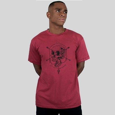 Camiseta Ventura Open Your Mind Vinho
