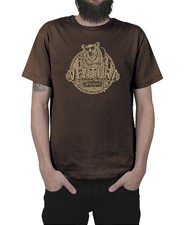 Camiseta Ventura Baloo Marrom