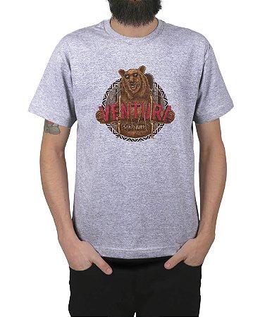 Camiseta Ventura Baloo Cinza Mescla