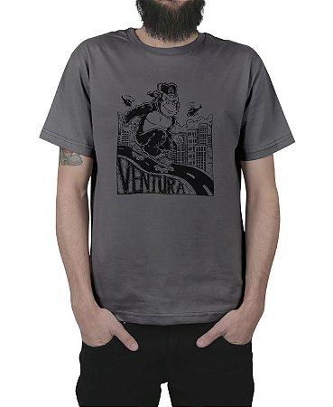 Camiseta Ventura Rampage Chumbo