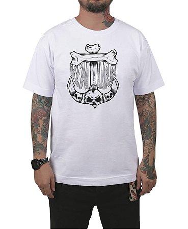 Camiseta Ventura Anchor Bones Branca