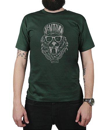 Camiseta Ventura Barack Musgo