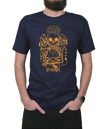 Camiseta Ventura Hellskater Marinho