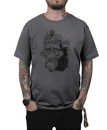 Camiseta Ventura Walker Chumbo