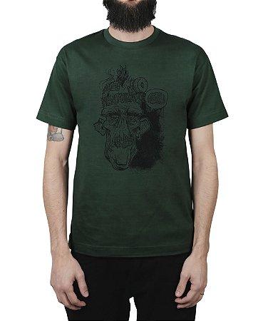 Camiseta Ventura Walker Musgo