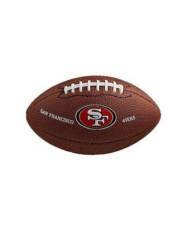 Bola de Futebol Americano NFL San Francisco 49ers