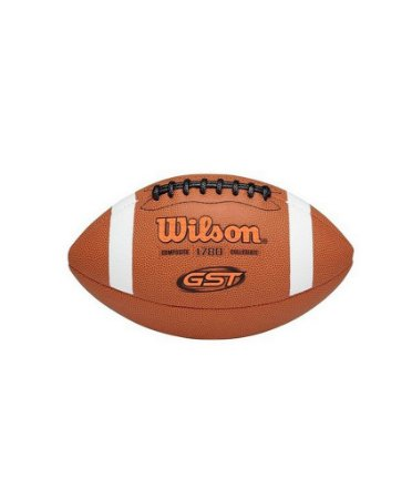 Bola de Futebol Americano NFL GST Composite Oficial