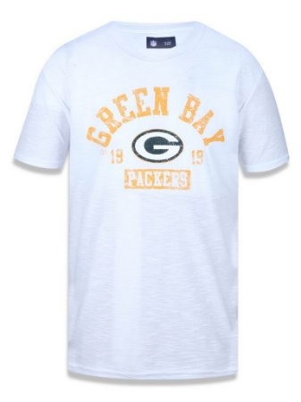 Camiseta NFL Green Bay Packers Branco