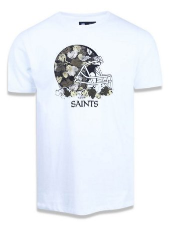 Camiseta NFL New Orleans Saints Branco