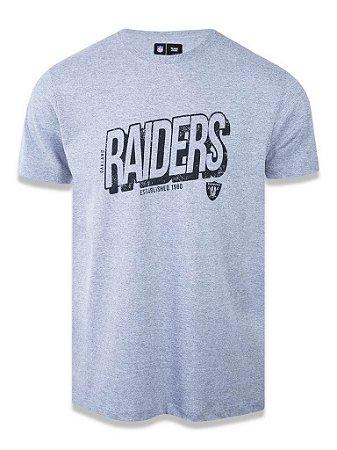 Camiseta NFL Oakland Raiders Mescla
