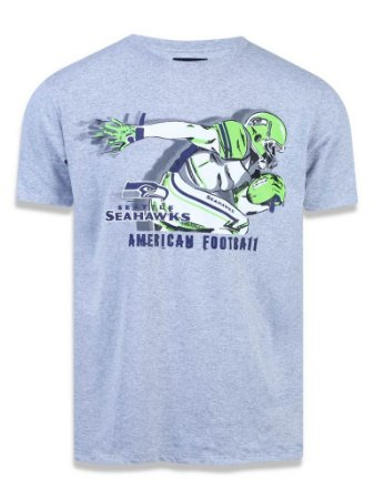 Camiseta NFL Seattle Seahawks Mescla