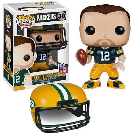 Funko POP! NFL - Aaron Rodgers #30 - Green Bay Packers