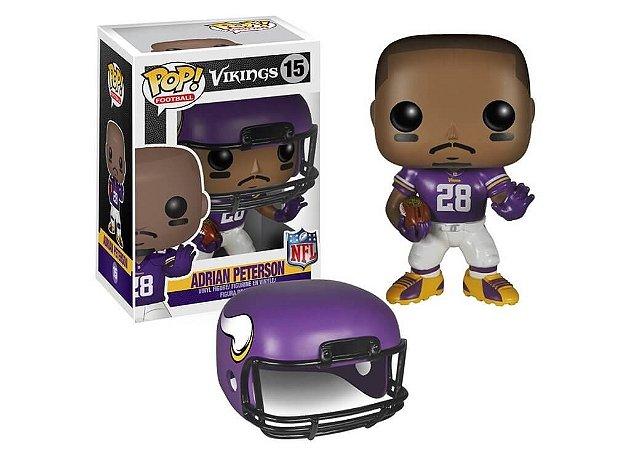 Funko POP! NFL - Adrian Peterson - Minnesota Vikings