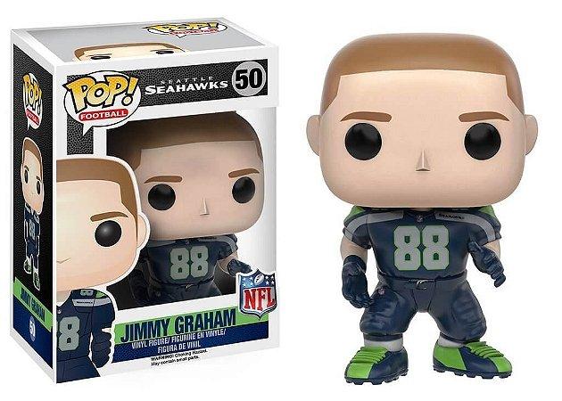 Funko POP! NFL - Jimmy Graham #50 - Seattle Seahawks