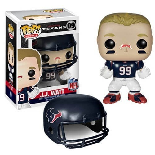 Funko POP! NFL - JJ Watt #09 - Houston Texans