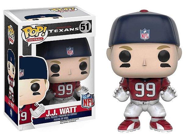 Funko POP! NFL - JJ Watt #51 - Houston Texans