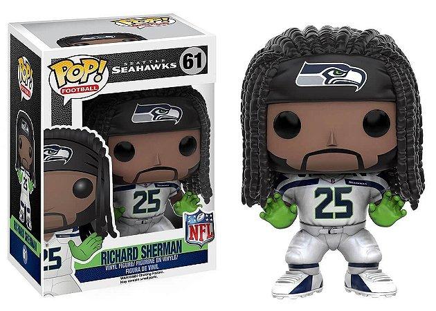Funko POP! NFL - Richard Sherman #61- Seattle Seahawks
