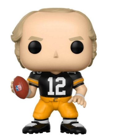 Funko POP! NFL - Terry Bradshaw Home - Pittsburgh Steelers #85