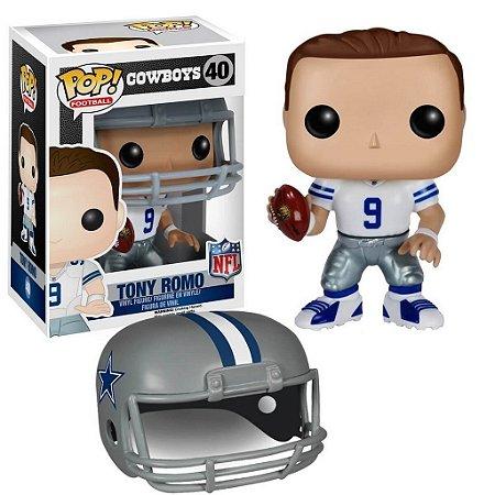 Funko POP! NFL - Tony Romo #40 - Dallas Cowboys