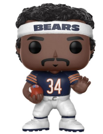 Funko POP! NFL - Walter Payton Home - Chicago Bears #78