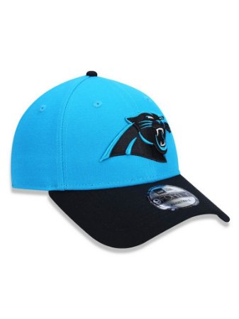 Boné 940 New Era NFL Carolina Panthers Azul