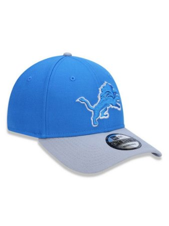 Boné 940 New Era NFL Detroit Lions Azul