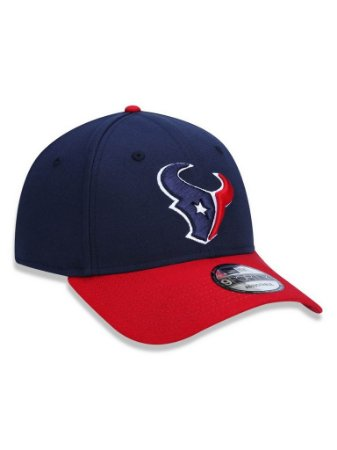 Boné 940 New Era NFL Houston Texans Marinho