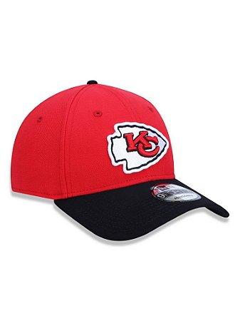 Boné 940 New Era NFL Kansas City Chiefs Vermelho