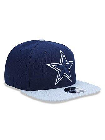 Boné 950 New Era NFL Dallas Cowboys Marinho