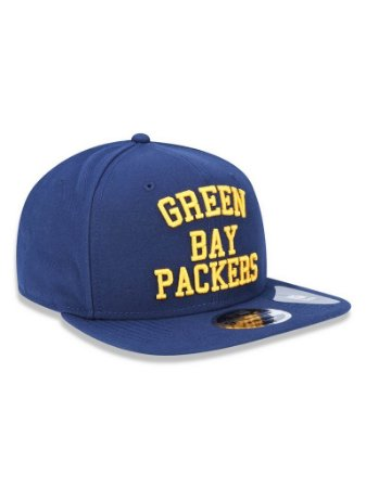 Boné 950 New Era NFL Green Bay Packers Marinho