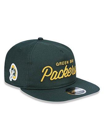 Boné 950 New Era NFL Green Bay Packers Verde