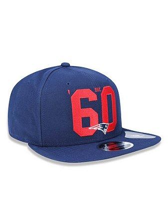 Boné 950 New Era NFL New England Patriots Marinho
