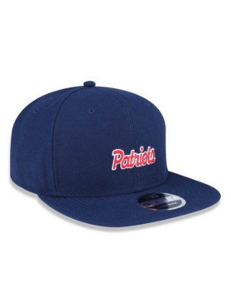 Boné 950 New Era NFL New England Patriots Marinho