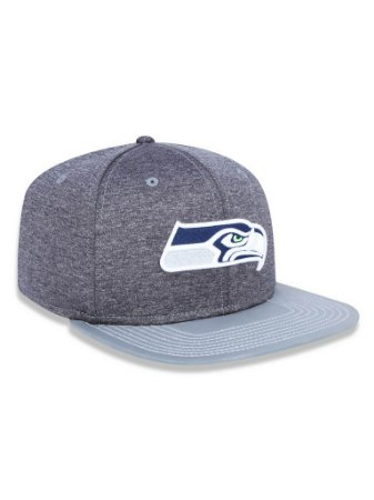 Boné 950 New Era NFL Seattle Seahawks Chumbo