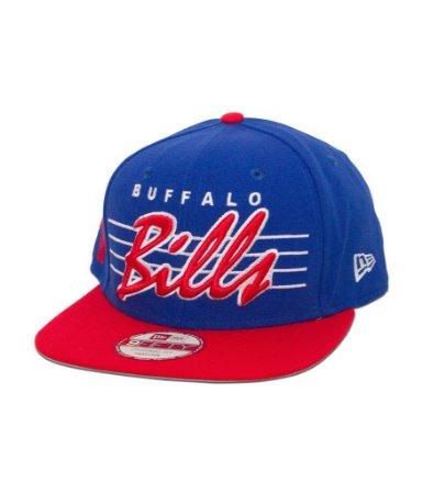 Boné NFL New Era 9Fifty Buffalo Bills Azul