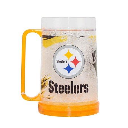 Caneca de Chopp NFL - Pittsburgh Steelers