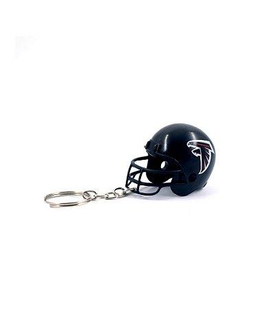 Chaveiro Capacete NFL - Atlanta Falcons