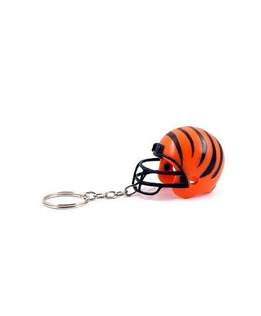 Chaveiro Capacete NFL - Cincinnati Bengals