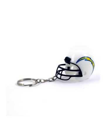 Chaveiro Capacete NFL - Los Angeles Chargers