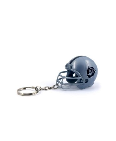 Chaveiro Capacete NFL - Oakland Raiders