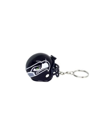 Chaveiro Capacete NFL - Seattle Seahawks