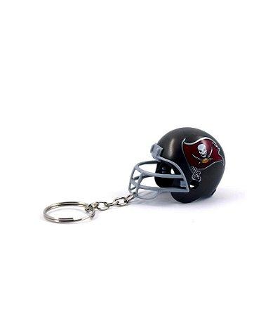 Chaveiro Capacete NFL - Tampa Bay Buccaneers