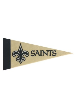 Mini Flâmula New Orleans Saints
