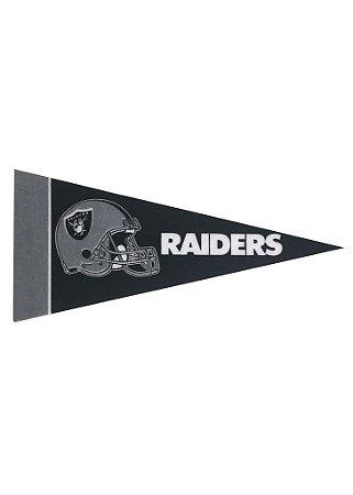 Mini Flâmula Oakland Raiders