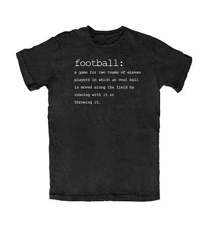 Camiseta PROGear Dictionary: Football