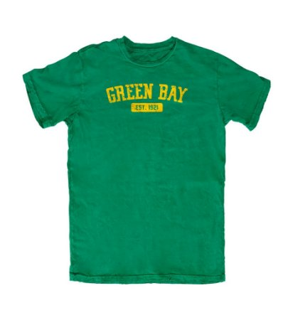 Camiseta PROGear Green Bay Packers Est.